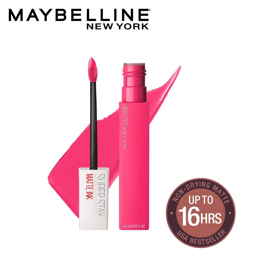 Maybelline-New-York-Super-Stay-Matte-Ink-Liquid-Lipstick thumbnail 27