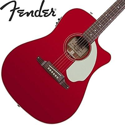 Fender Sonoran SCE CAR · Guitarra acústica: Amazon.es ...