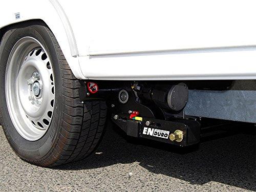 51M15z7ypgL Enduro 11825 Caravan Rangierhilfe, halbautomatisch mit Kettengetriebe, EM203 & 16609 Batterieladegerät AS1210