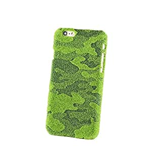 [iPhone 6/6s Case], Shibaful (Camouflage) - The World's First Artificial Lush Lawn Case for iPhone6/6s