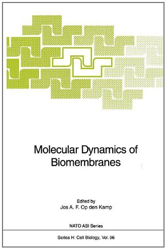 Molecular Dynamics of Biomembranes (Nato ASI Subseries H:)