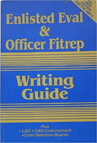 Fitrep Writing Guide Ebook Ceo News