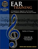 img - for Ear Training, Volume III: Capturing the Basic Chord Qualities [With CD] book / textbook / text book