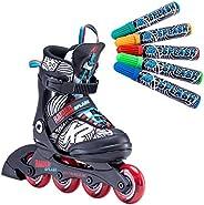 K2 Skate Raider Splash Inline Skate