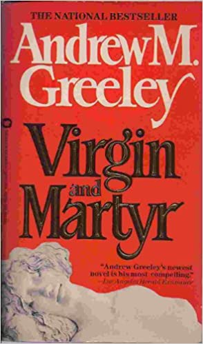 paperback martyr Virgin and