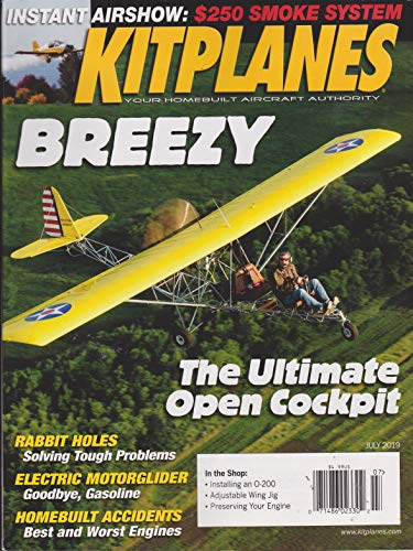 - Kitplanes Magazine July 2019