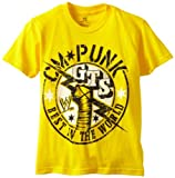 WWE Boys CM Punk Ring T-Shirt