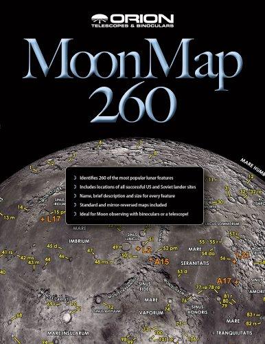 Orion 51919 MoonMap 260 (Black)