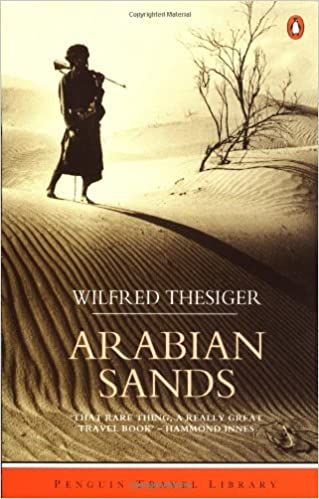 Arabian Sands: Best audiobooks for road trips