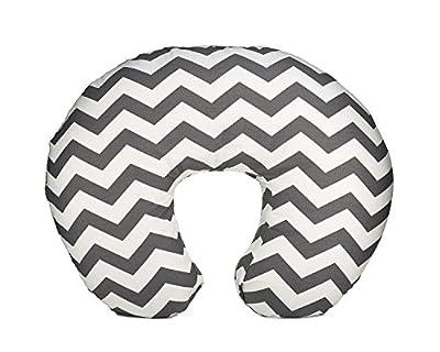 Org Store Premium Nursing Pillow Cover | Slipcover for Breastfeeding Pillows | Chevron Patterned