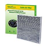 #9: Backnature Cabin Air Filter BN11819(CF11819) Premium Engine Air Filter for Car Cleaning, Fits Hyundai Azera/Sonata/Santa Fe/Chevrolet / GMC/KIA / Saturn