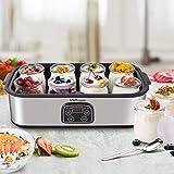 Yogurt Maker - MVPower Automatic Digital Yogurt