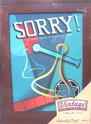 Hasbro Library Sorry Game