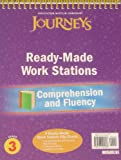 Houghton Mifflin Harcourt Journeys - Ready-Made Work Stations, HOUGHTON MIFFLIN, 0547125895