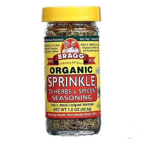 Amazon.com : Bragg Coconut Aminos, All Purpose Seasoning, 10 ...