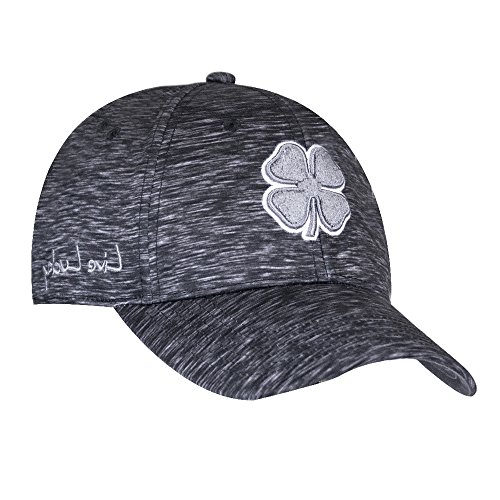 3c71b2e07f9724 Black Clover Black Lucky Heather Premium Fitted Hat - L/XL by Black Clover (
