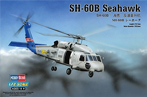 Hobby Boss SH-60B Seahawk Airplane Model Building Kit