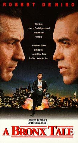 Amazon Bronx Tale VHS Robert De Niro Chazz Palminteri Lillo Brancato Francis Capra Taral Hicks Kathrine Narducci Clem Caserta