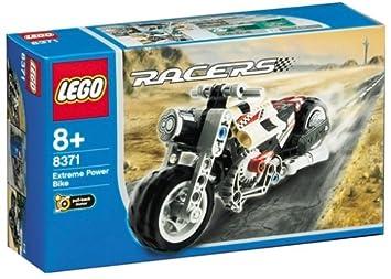LEGO Racers 8371 - Extreme Power Bike: Amazon.de: Spielzeug