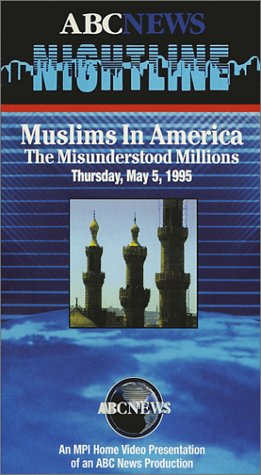ABC News Nightline - Muslims in America [VHS] (Abc News Vhs compare prices)