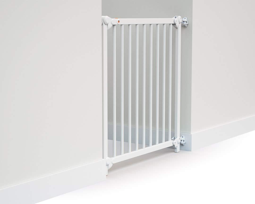 Ateliers T4 31128214 Barri/ère Protection Blanc 73-110 cm