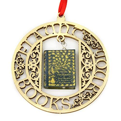 PRIDE and PREJUDICE Jane Austen Clay Mini Book