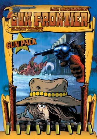 Gun Frontier: Gun Pack by Anime Works