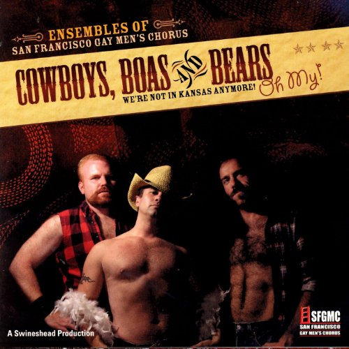 Cowboys, Boas, & Bears, Oh My! We're Not In Kansas Anymore!