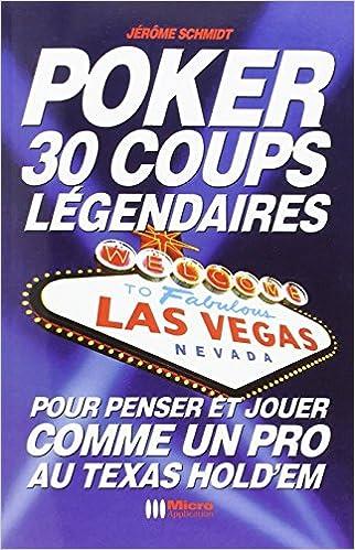 Mobile ebook gratuit télécharger mobile9 Poker : 30 coups légendaires PDF by Jérôme Schmidt 2300010216