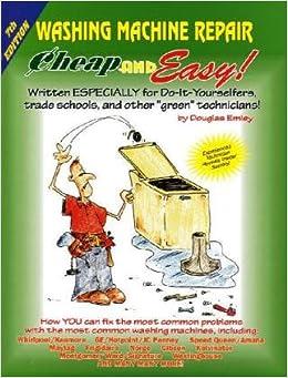 Washing Machine Repair (Cheap and Easy)