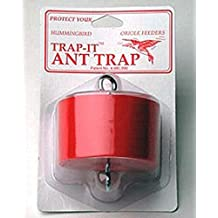 Trap-It-Ant Carded Trap Color: Red
