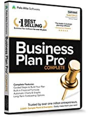 Business Plan Pro Complete - Gold Edition
