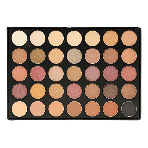 U KARA Beauty Professional Makeup Palette ES10 - 35 color Eyeshadow