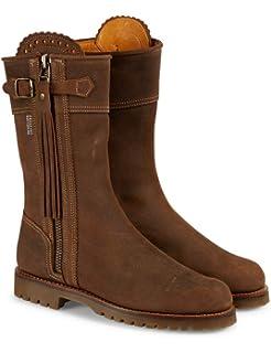 fb9f5f678c3 Penelope Chilvers Midcalf Tassel Womens Boots 7 B(M) US Women Nut