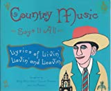 Country Music Says It All, Emmie Thomas, Betty Blair Daniel, 1563522160