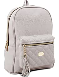 Copi Womens Simple Design Modern Cute Fashion small Casual Backpack