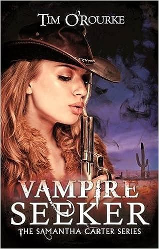 Vampire Seeker (Samantha Carter)