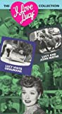 The 'I Love Lucy' Collection V. 16 (Lucy Visits Graumans & Lucy and John Wayne) [VHS]