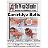 Tandy Leather Old West Cartridge Belts Pattern Pack New 6015-04