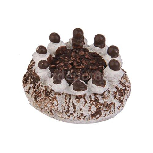 1:12 Dollhouse Miniature Cream Mousse Cake Wedding Party Food Supply Decor by uptogethertek