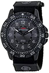Timex Men's T499979J Expedition Camper Trail Black Watch
