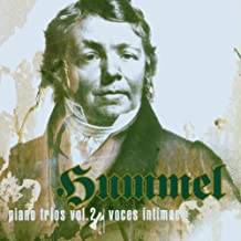 Hummel: Piano Trios vol. 2 by Voces Intimae (2010-08-02)
