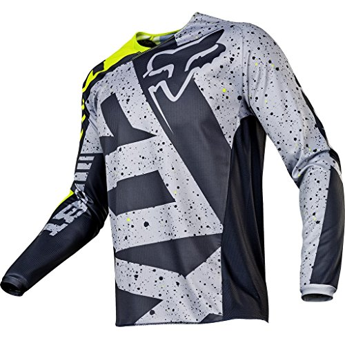 2017-fox-180-nirv-mx-motocross-men-long-sleeves-jersey-grey-yellow