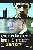 Laurent Cantet (Ressources Humaines / L'emploi du temps) - Coffret 2 DVD