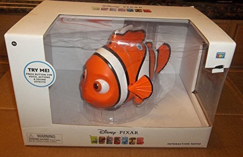 Pixar Collection Disney Talking Nemo Action Figure by Pixar Collection