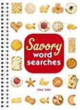 Savory Word Searches, Dave Tuller, 1454900547