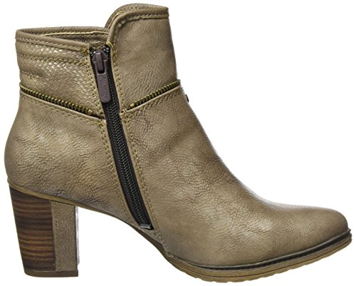 Taupe Mustang 518 1199 Bottes Femme Taupe Marron 318 SS10r