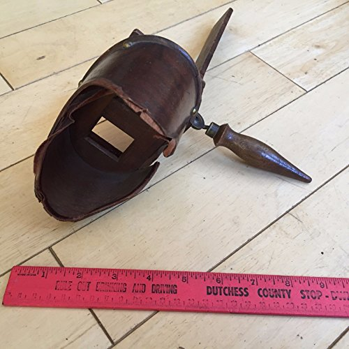 Vintage Wood VistaScope StereoViewer 3D Viewer Hand Held NO Glass Lenses from Genric
