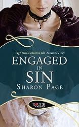 Engaged in Sin: A Rouge Regency Romance