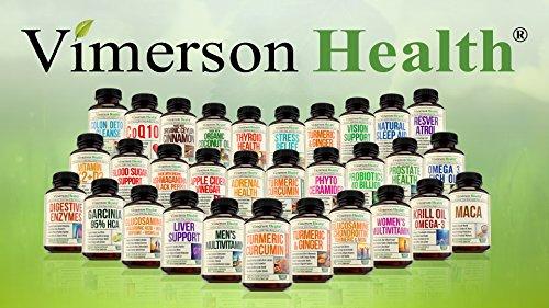 Women's Daily Multivitamin/Multimineral Supplement - Enhanced Vitamins & Minerals. Chromium, Magnesium, Biotin, Zinc, Calcium, Green Tea. Antioxidant Properties for Women. Heart & Breast Health. by Vimerson Health (Image #7)